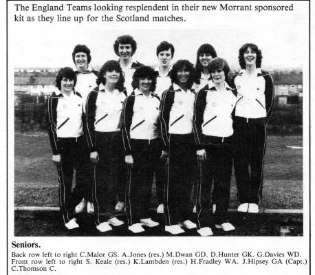 Back row l-r : Chris Maylor, A Jones, Maddie Dwan, Denise Hunter, Gill Davies, Front row l-r : Sue Keal, K Lambden, Helen Fradley, Jillean Hipsey, Colette Thomson