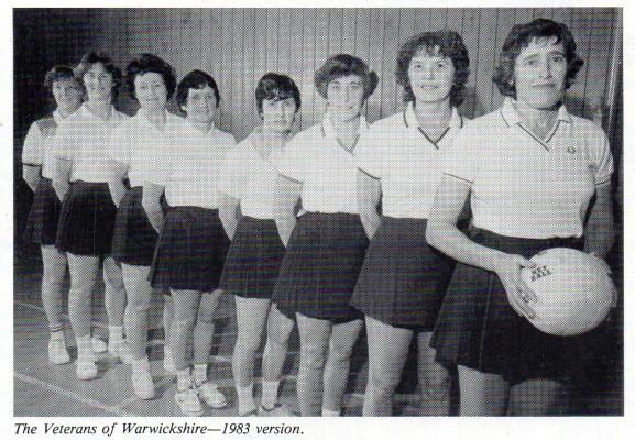 1983 Warwickshire Veterans !