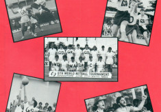 1983 6th World Netball Championship - Singapore