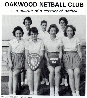 Oakwood Netball Club