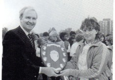 1984 Barclays Bank National Youth Netball Tournament