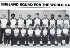 1985 1st World Games, Crystal Palace, England