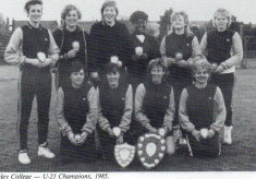 1985 Barclays Bank National Youth Tournament