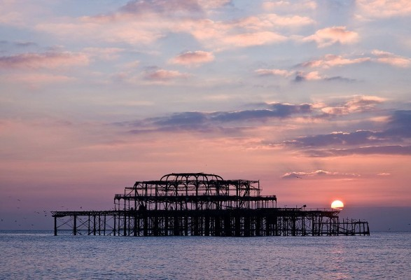 Photo of the West Pier