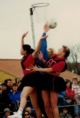 Under 21 final Middx v Herts | Sandra Smith