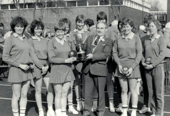 Senior winners Hertfordshire