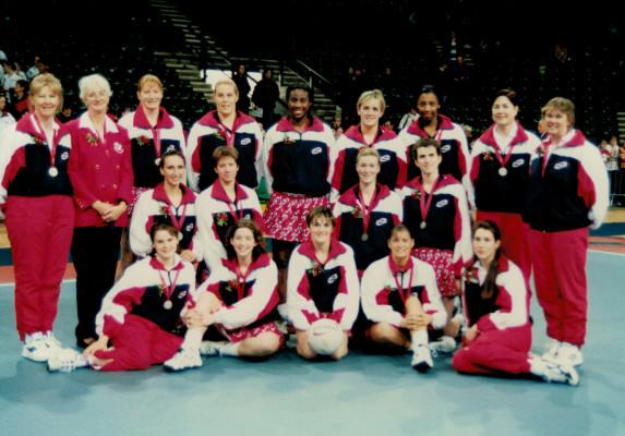 1997 England Squad
