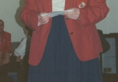 1993 Pat Taylor - President