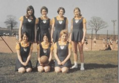 1967: Women's InterVarsity Athletics Board Team