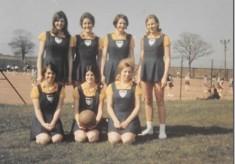 1967: Women's InterVarsity Athletics Board Team