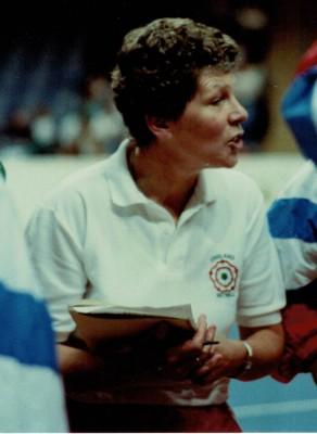 Quarter time coaching by Liz Broohead