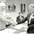 1997 Life Memberships awarded to Nora Ashworth and Lily McGurk