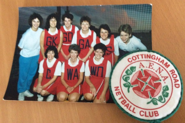 Cottingham Road Netball Club
