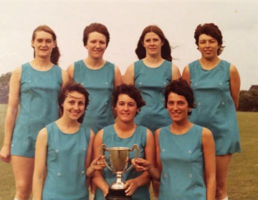 Reckitt & Colman Netball Team 1974