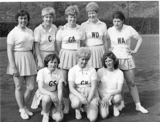 Luton and Dunstable District Netball League 1959 - 1971
