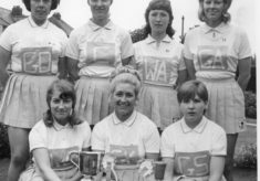Luton and Dunstable District Netball League 1959 - 1971, Winners Cup Final 1971 Dunstable