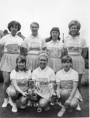 Luton and Dunstable District Netball League 1959-1971, Winners Cup Final 1971 Dunstable