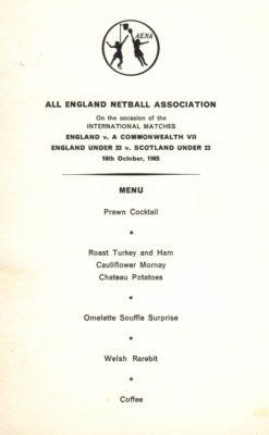 1965 England v Commonwealth, Wembley