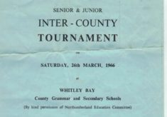 1966 Inter-counties Tournament, Whitley Bay