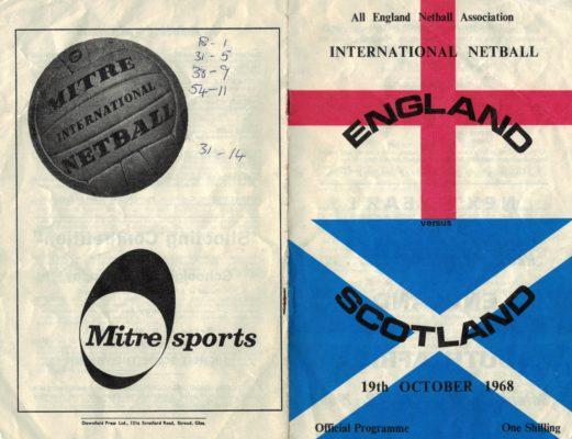 1968 England v Scotland, Wembley