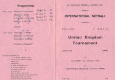 1969 England v Northern Ireland, Stoke-on-Trent