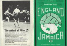 1970 England v Jamaica, Wembley