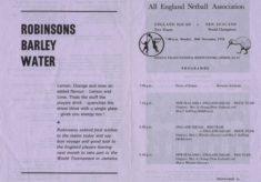 1970 England v New Zealand, Crystal Palace