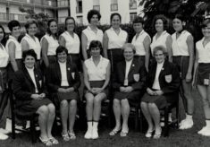 1971 Squad for 3rd World Tournament, Jamaica