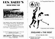1973 England v The Rest, Pickettes Lock