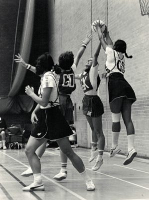1979 England V New Zealand, Bletchley, Milton Keynes 1st September | Eileen Langsley