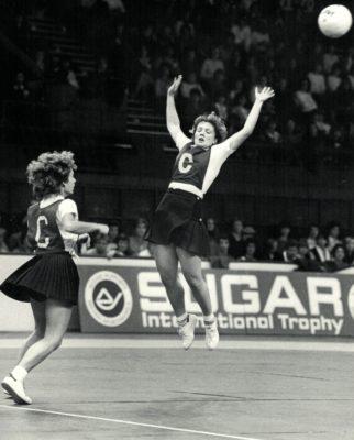 1984 Clubs Knockout Tournament, Wembley | Eileen Langsley