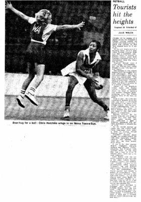 1976 England v Trinidad, 15th November, Wembley