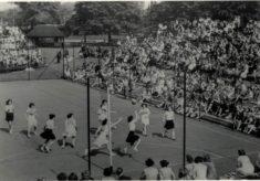 Playing dress circa 1940s