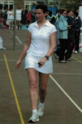 Tracey Burton
