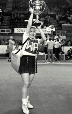 Victorious O.P.A. captain, Janice Wheatley