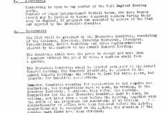 ROOS initial Constitution circa 1968