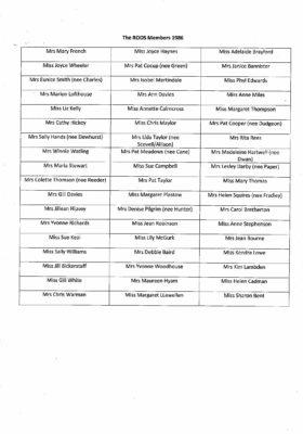 Pat Watson added to list.