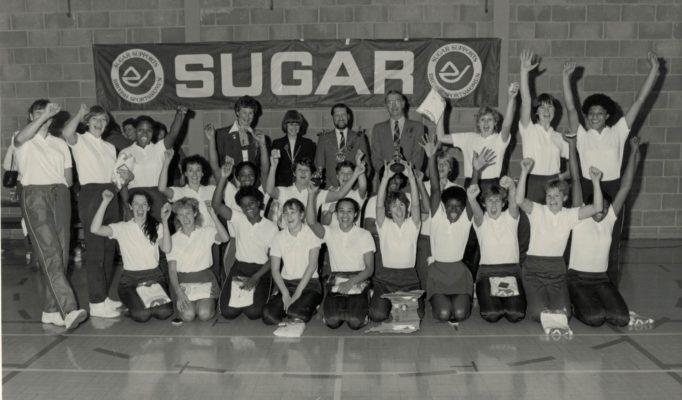 1984 Regional Championship, November, Ipswich   Gold Edge Promotions