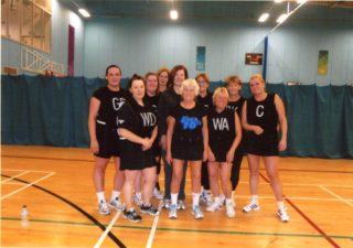 Joy's Golden Girls' Team 2012