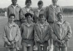 1992 National Youth Championships