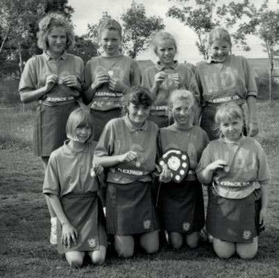 Under 11 Winners, Bury