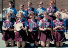 1990 National Junior Championship
