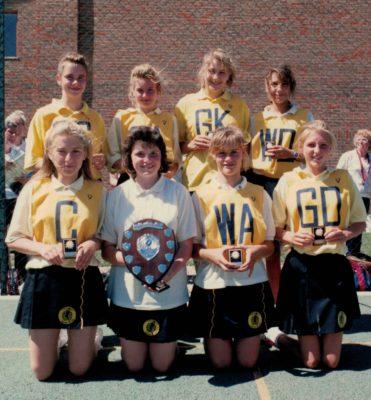 Turnford (Herts) Under 13 Winners