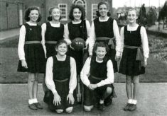 Sheila A. Leslie-Miller's Netball History