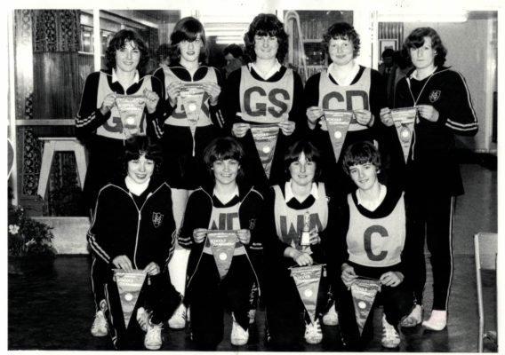 St Helena's High Under 18 winners