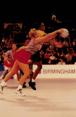 Tracey Neville under pressure