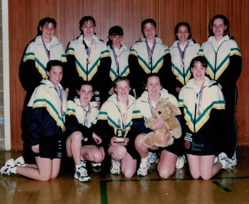 1998 National Schools, 14th March, Ipswich