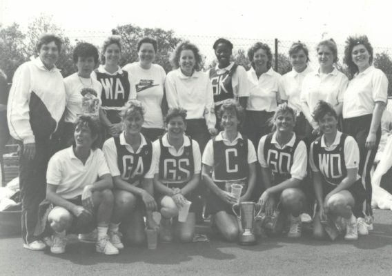 New Cambell, winners of 1988 National Clubs
