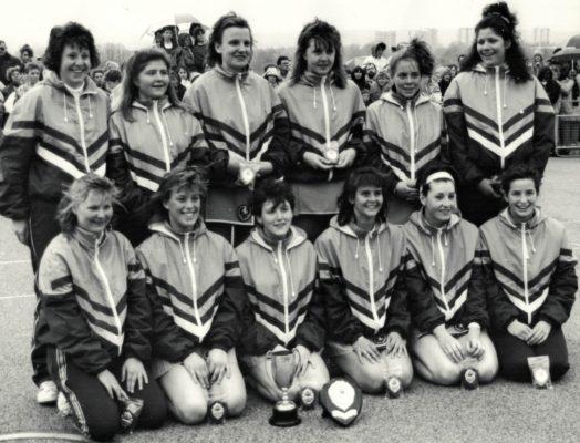 Under 21 Winners Kent