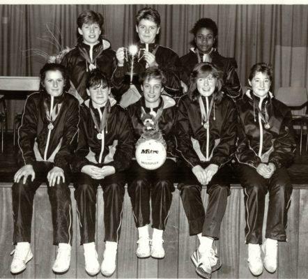 ESNA 1988 ICT Under 16 winners East Essex
